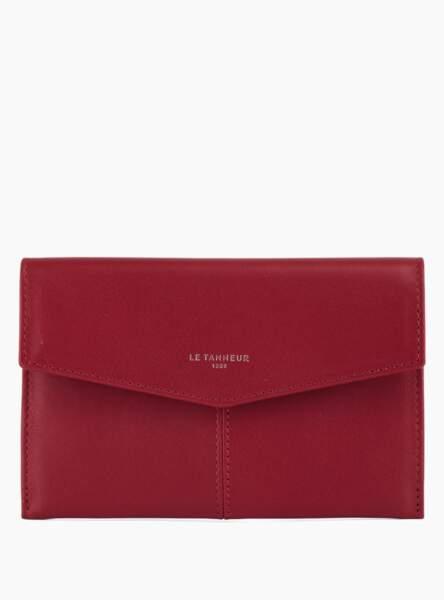 Pochette enveloppe moyen modèle, Le Tanneur, 59€