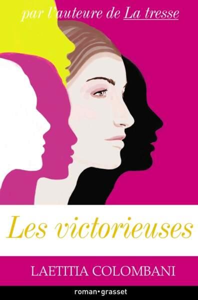 Les victorieuses de Laetitia Colombani, Editions Grasset, 18€