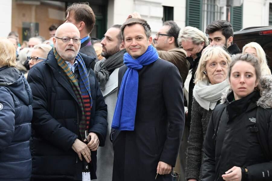 Obsèques de Michou à Paris : Pierre-Yves Bournazel