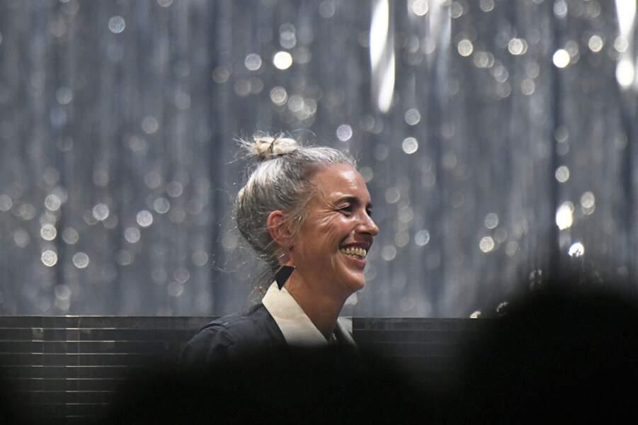 La créatrice Isabel Marant