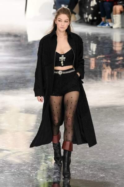 Fashion Week - Tout comme Gigi (défilé Chanel)