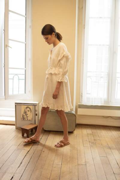 Tendance profusion de motifs :  Robe Maison Labiche, 145