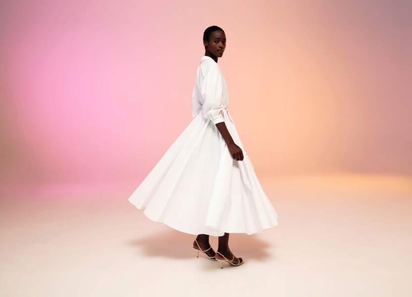 Tendance minimalisme : Robe C&A, 59,90€.