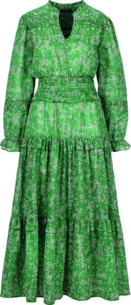 Robe longue imprimée, C&A, actuellement à 27,93€ au lieu de 39,90€