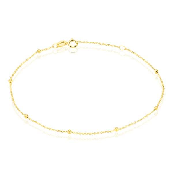 Bracelet or jaune, Histoire d'Or, 49€