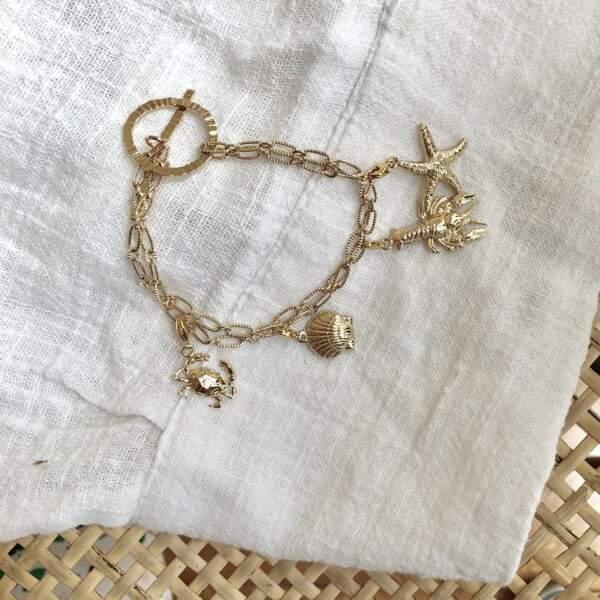 Bracelet Zack (sans les clips), Lou.Yetu, 50€