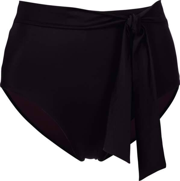 Culotte haute de bikini en matière recyclée, C&A, actuellement à 5,53€ au lieu de 7,90€