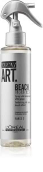 Spray texturisant au sel marin, L'Oréal Professionnel, 18,80€ les 150ml sur La Boutique du coiffeur