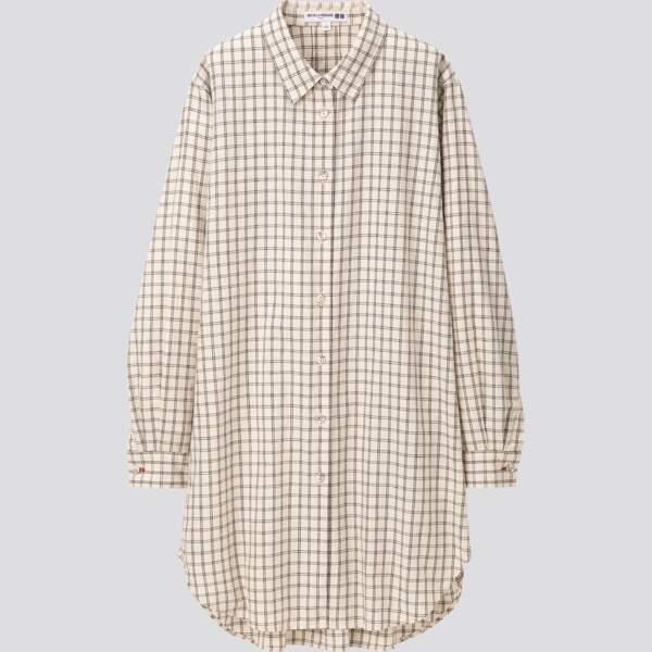Robe. 39,90 €, Inès de la Fressange x Uniqlo.