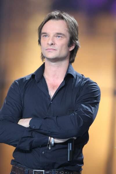 David en 2007 pour le Téléthon