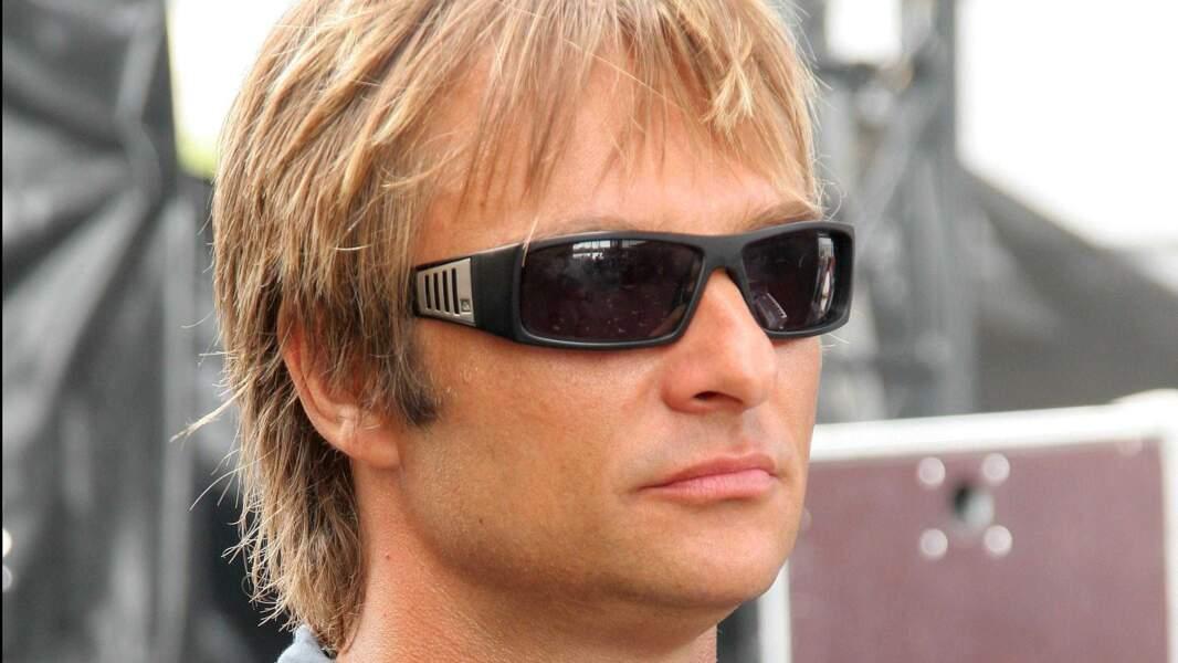 David Hallyday en 2005