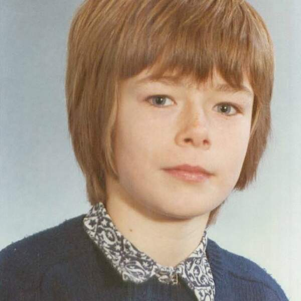 Les stars enfants : Franck Dubosc