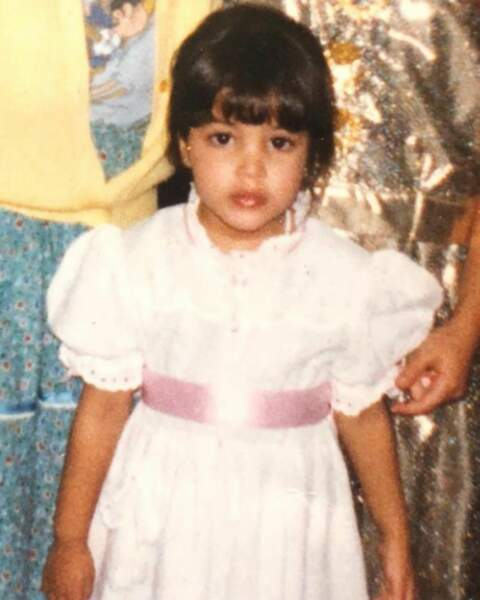 Les stars enfants : Leïla Bekhti