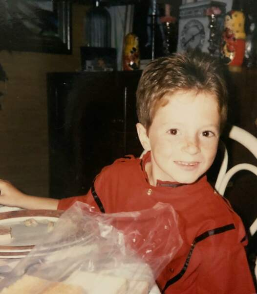 Les stars enfants : Jean Imbert