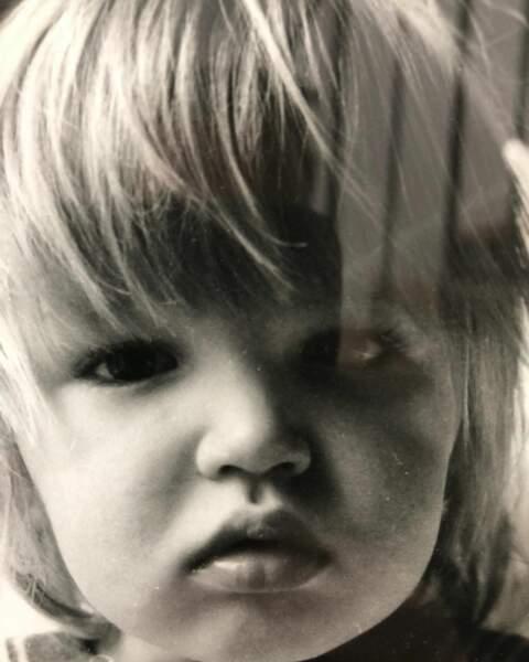 Les stars enfants : Benjamin Castaldi