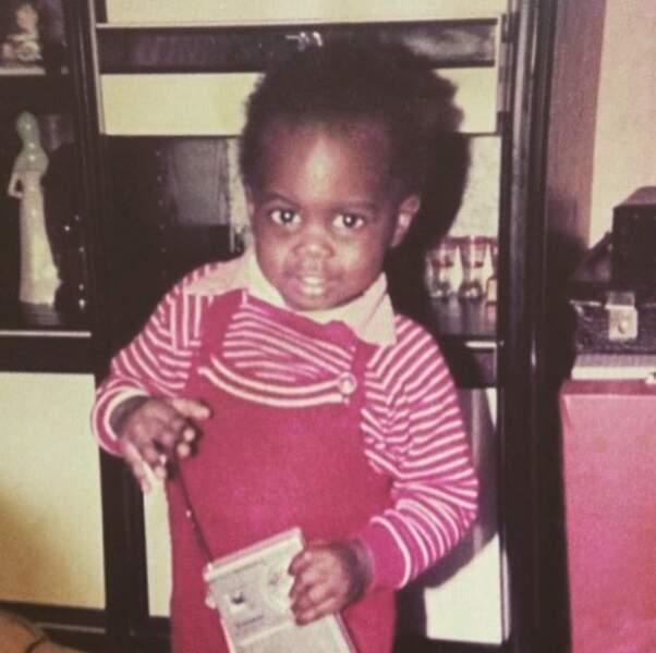 Les stars enfants : Issa Doumbia