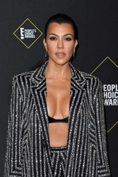 Kourtney Kardashian après