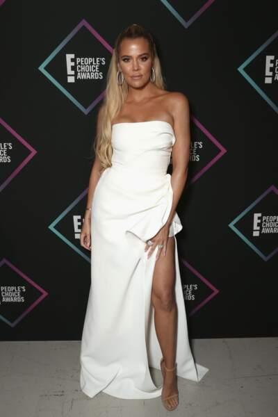 Khloe Kardashian après