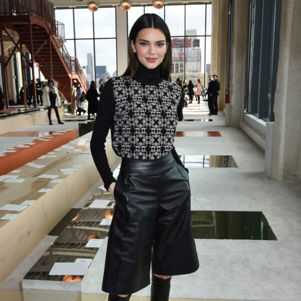 Kendall Jenner après