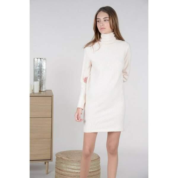 Robe tube en maille, Molly Bracken, 49,96€ sur La Redoute