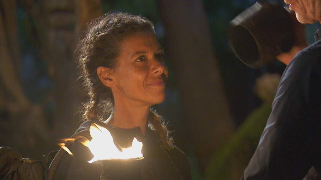 Koh-Lanta, les 4 Terres - épisode 9 : Joaquina éliminée