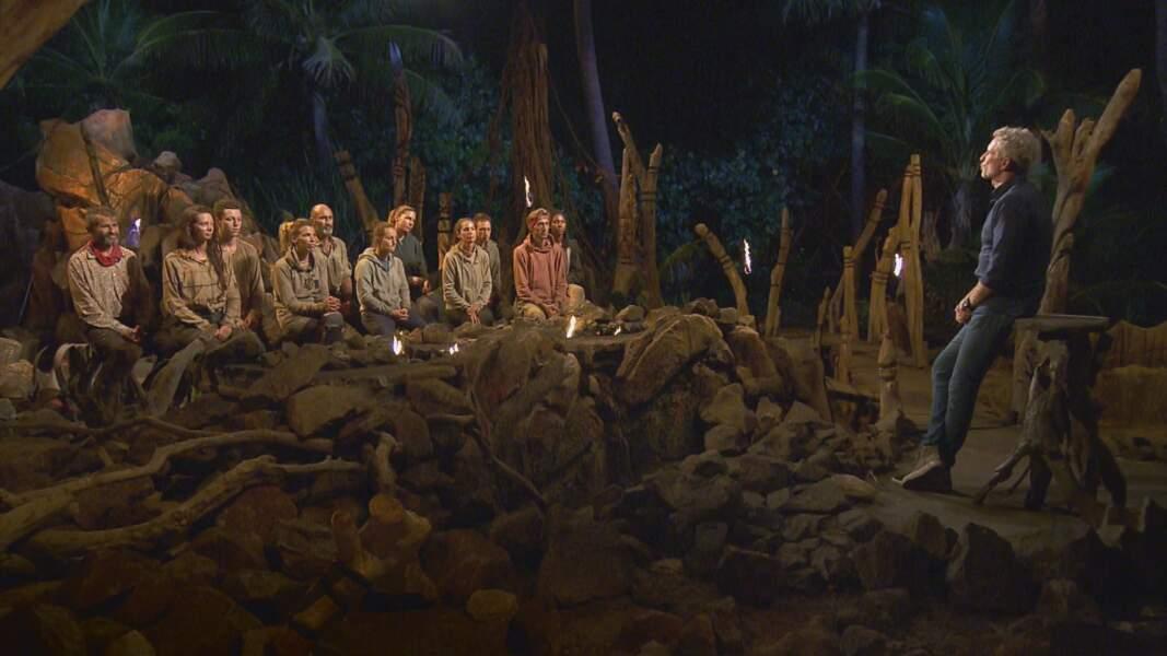 Koh-Lanta, les 4 Terres - épisode 10 : le conseil