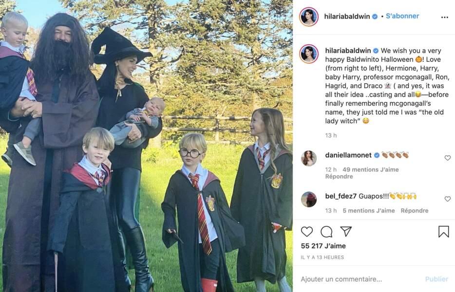 La famille Baldwin-Potter
