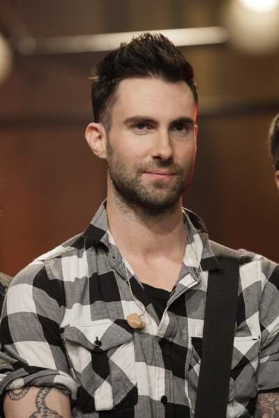 Adam Levine en 2011
