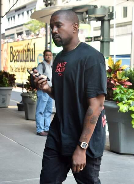 Kanye West en 2016