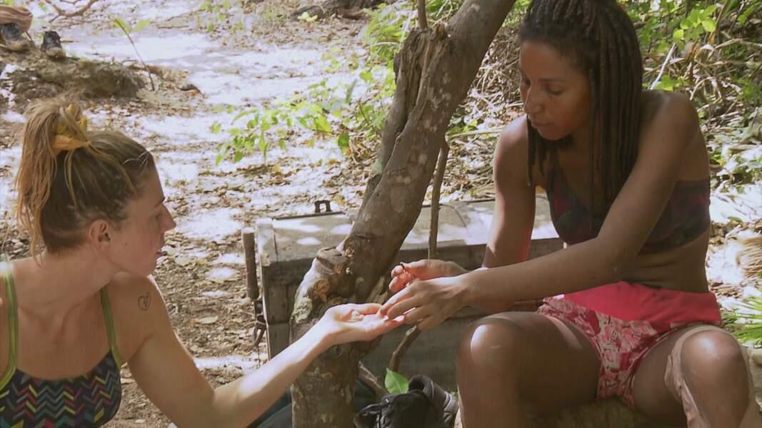 Koh-Lanta, les 4 Terres - épisode 11 : épreuves en duo