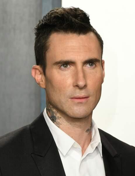 Adam Levine en 2020