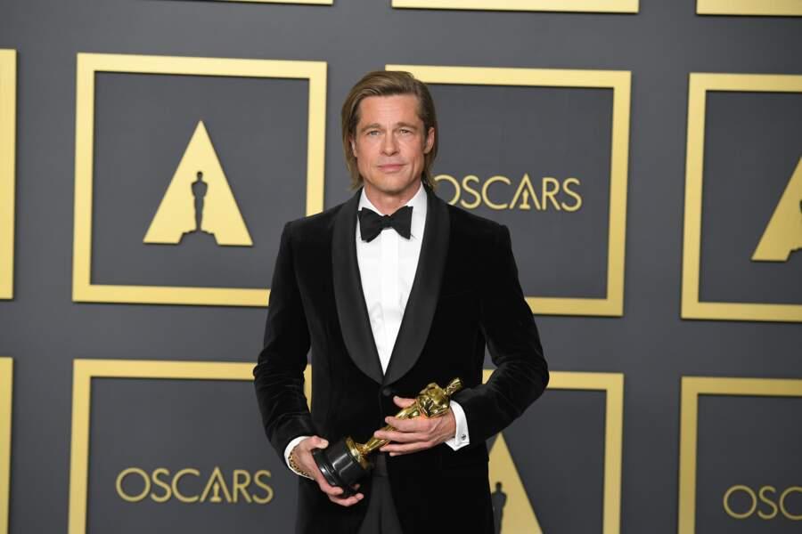 Brad Pitt en 2020