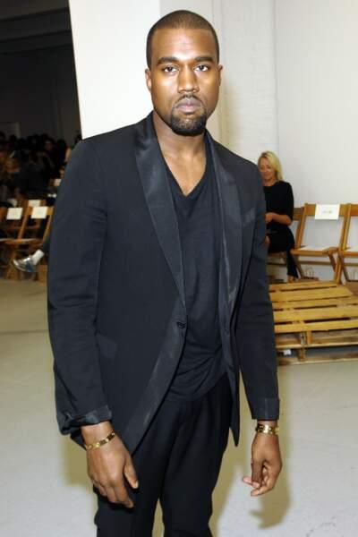 Kanye West en 2010