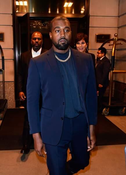 Kanye West en 2019