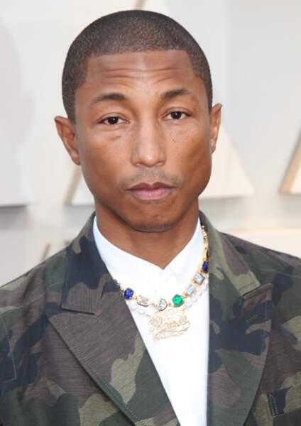 Pharrell Williams en 2019