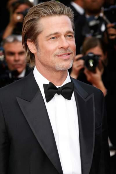 Brad Pitt en 2019