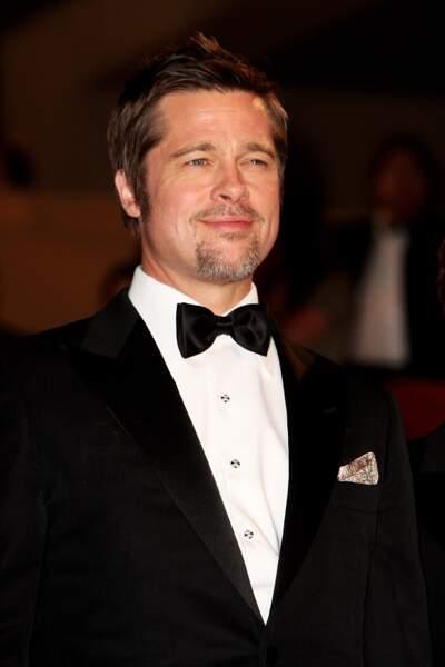 Brad Pitt en 2009