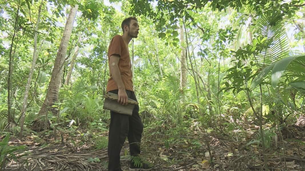 Koh-Lanta, les 4 Terres : l'épreuve d'orientation