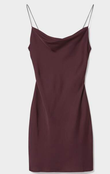 VIERGE / Robe façon nuisette, C&A, 14,99€