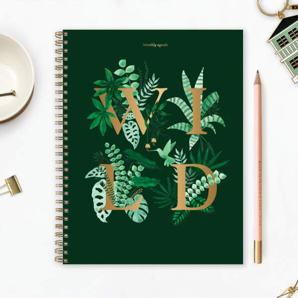 LION / Agenda Wild, All The Ways to say, 22,90€
