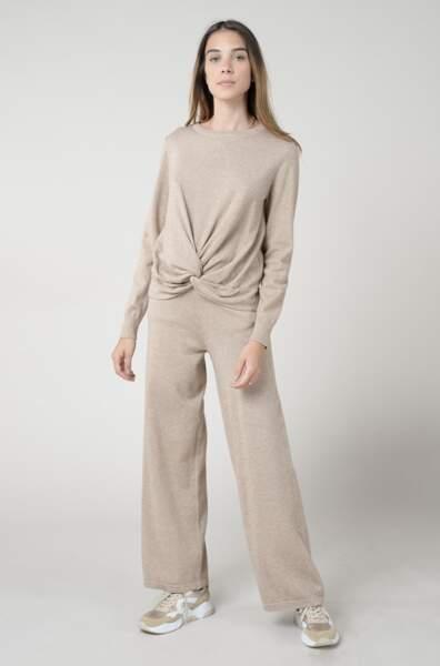 Pantalon en maille, Molly Bracken, 49,96€