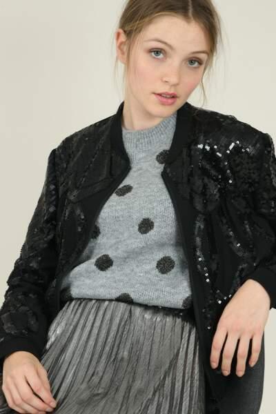 Veste à sequins, Molly Bracken, 79,96€