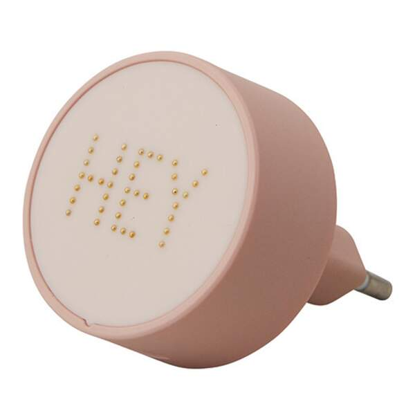 Chargeur Hey Nude, Design Letters sur Smallable, 33€