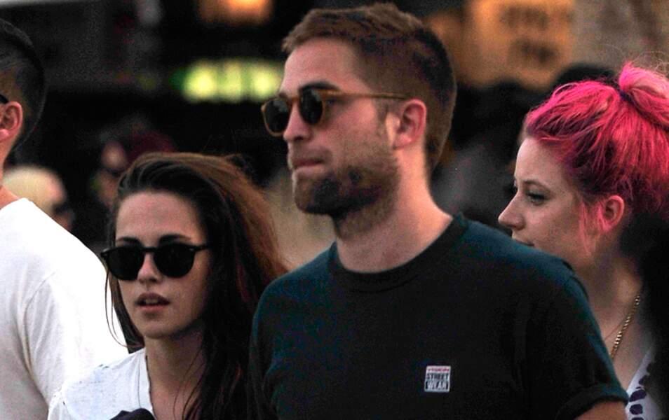Kristen Stewart et Robert Pattinson sont toujours en couple