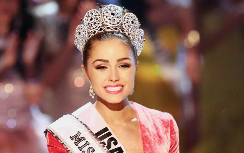 Miss Univers 2012 : Miss USA, Olivia Culpo
