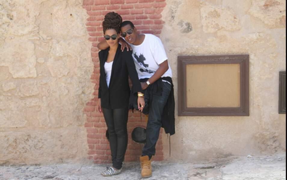 Beyoncé et Jay-Z à Cuba