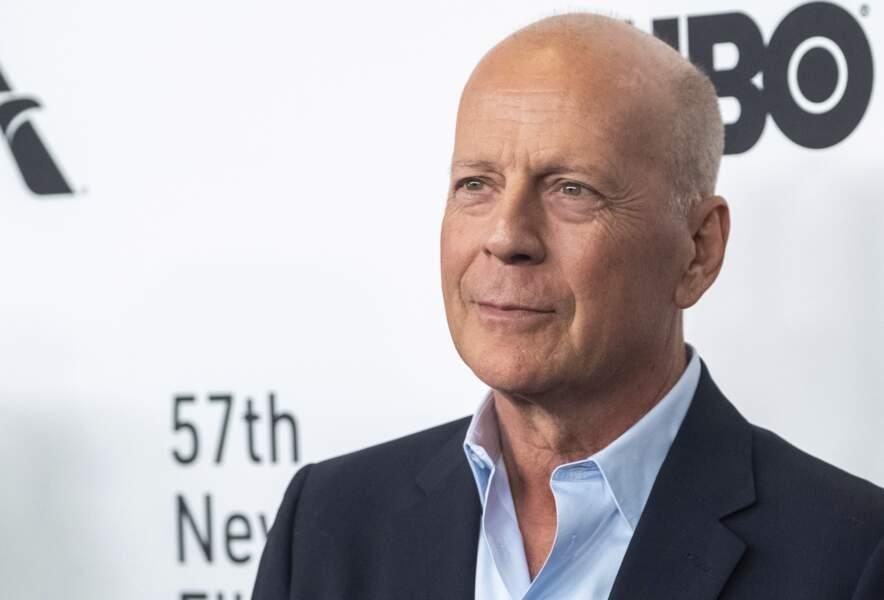 Bruce Willis en 2019