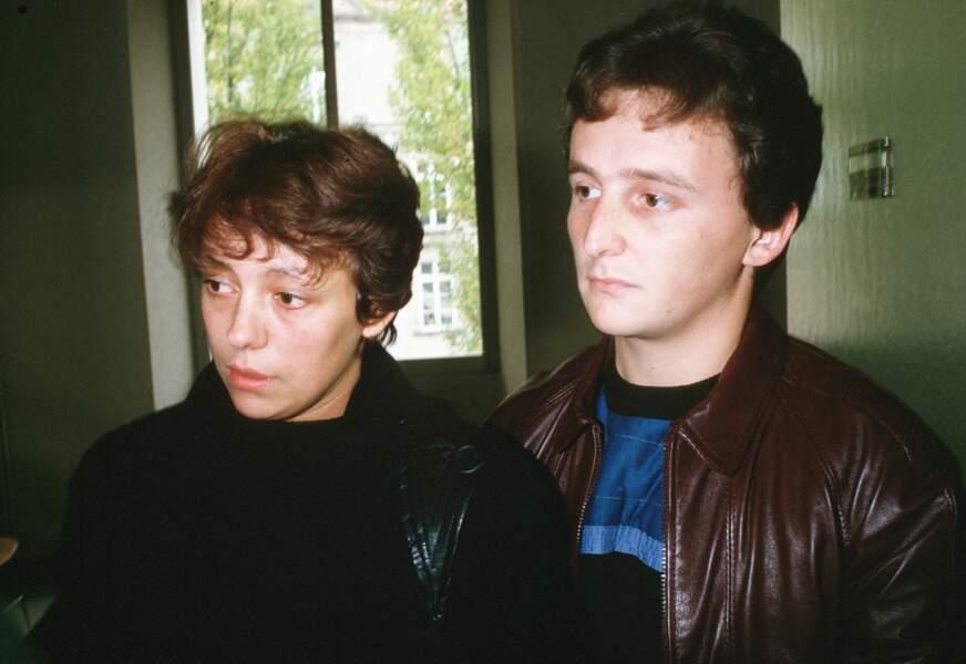 Christine et Jean-Marie Villemin, parents du petit Grégory