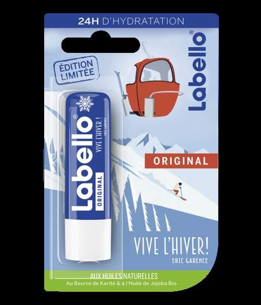 Le Labello Original stick à lèvres, Nivea, 4,15€