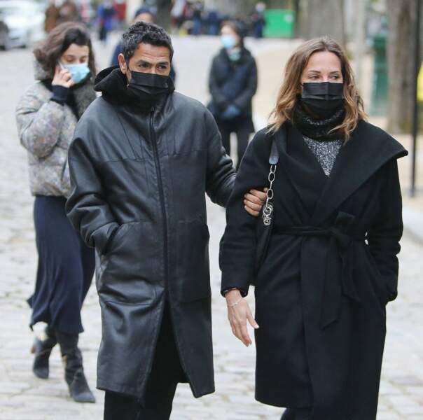 Jamel Debbouze et sa femme Melissa Theuriau